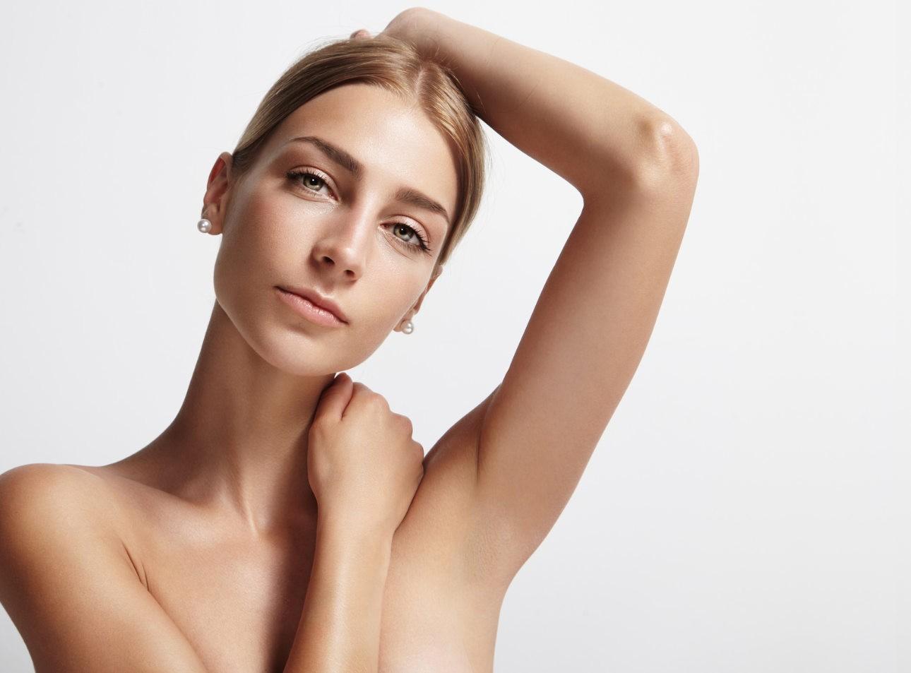 Déodorant Pierre d'Alun qui respecte la peau des femmes